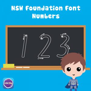 NSW-Foundation-Font-Numbers