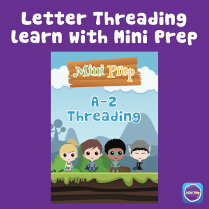 letter-threading-learn-with-mini-prep