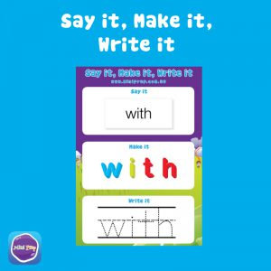 say-it-make-it-write-it-worksheet